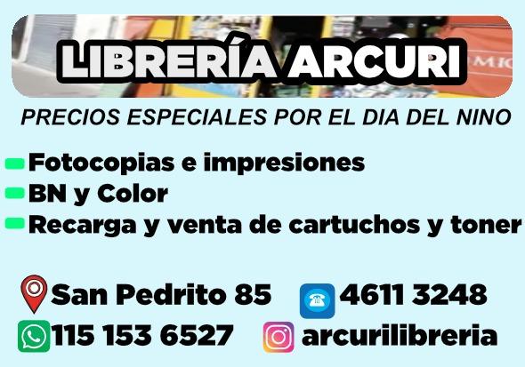 Librería Arcurí