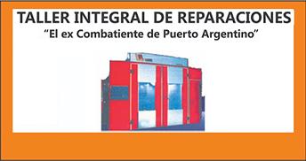"""Taller Integral """"El Ex Combatiente de Puerto Argentino"""""""