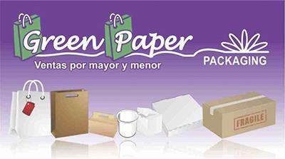 Green Paper Papelera