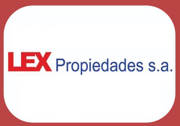 Inmobiliaria LEX Propiedades SA
