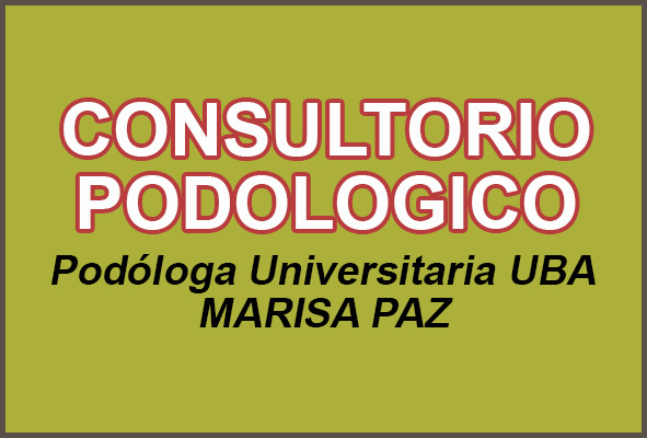 Marisa Paz Consultorio Podológico