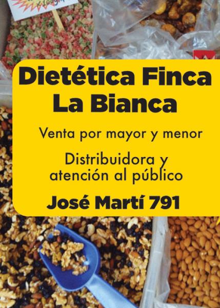 Dietética Finca La Bianca